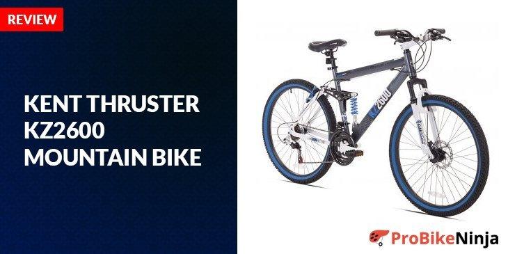 Kent Thruster KZ2600 Mountain Bike