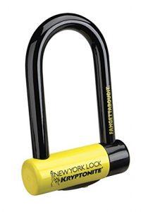 Kryptonite 997986 18mm New York Fahgettaboudit U-Lock