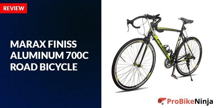 Marax Finiss Aluminum 700c Road Bicycle