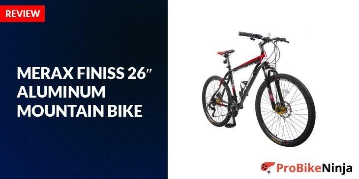 Merax Finiss 26 Aluminum Mountain Bike
