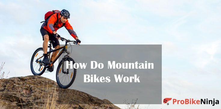 Know How Do Mountain Bikes Work