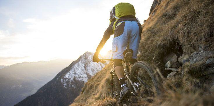 Health Benefits Of Mountain Biking