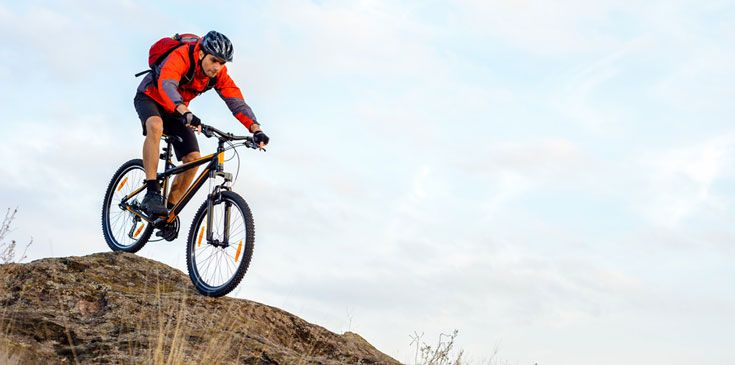 how do mountain bikes work