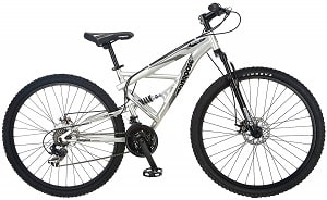 Mongoose Impasse Full Dual-Suspension Mountain Bike