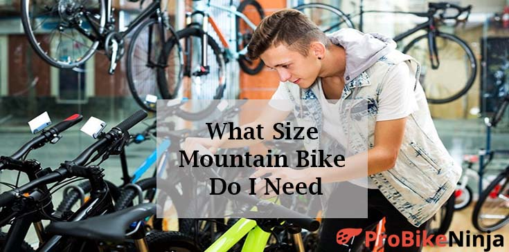 Mountain Bike Sizing