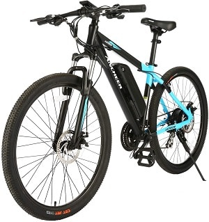 ANCHEER 350 500W Electric Bike 26 27.5' Adults Electric Bicycle Electric Mountain Bike