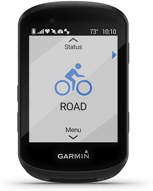 Garmin Edge 530, Performance GPS